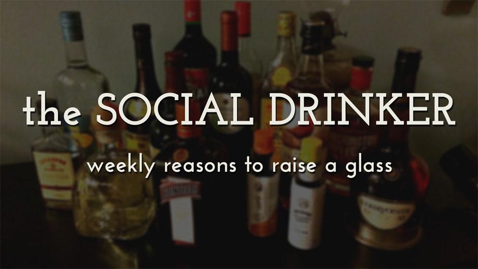 the social drinker still shot